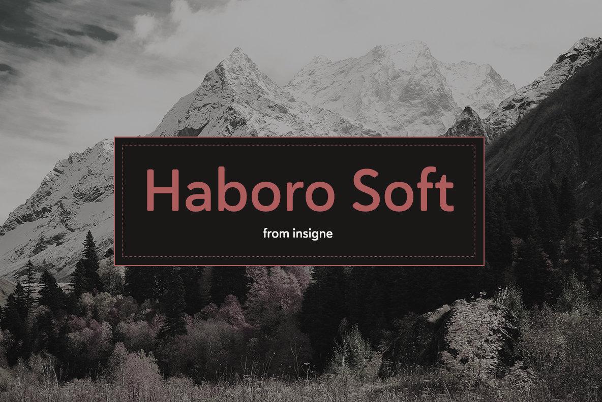 Haboro Soft