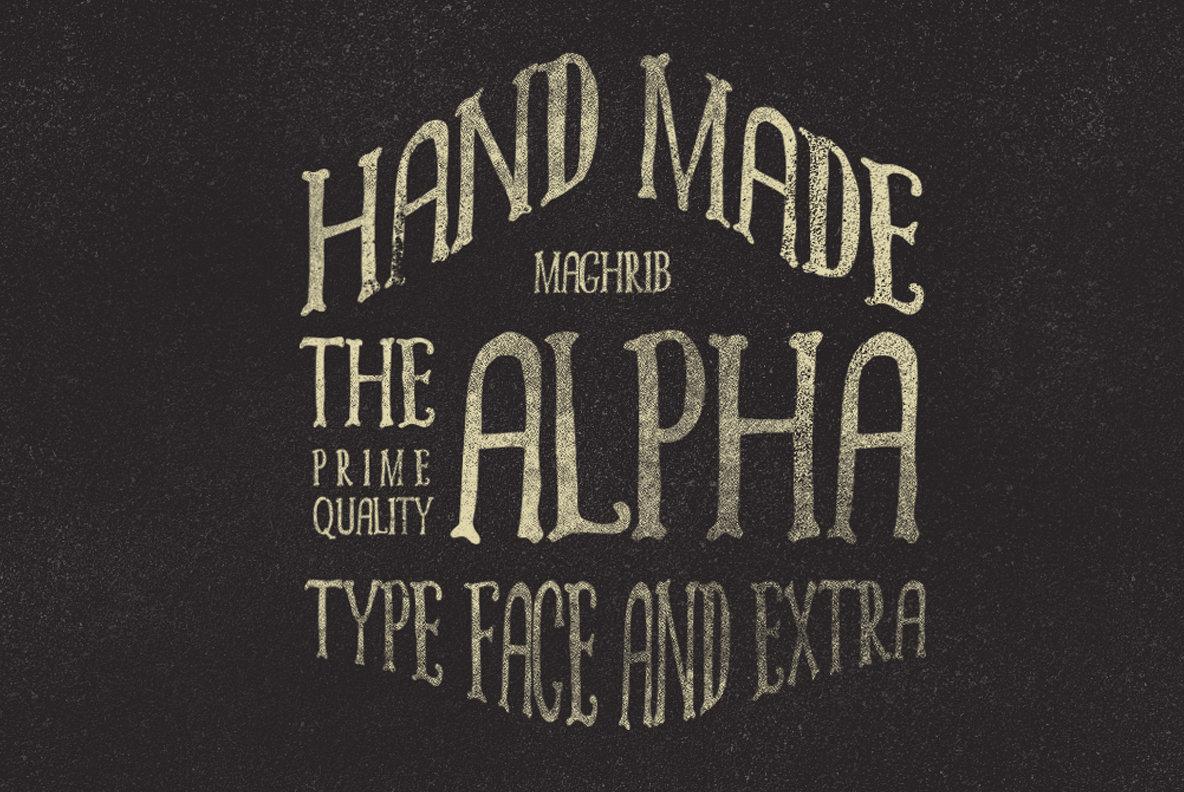 Alpha  Maghrib