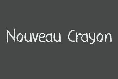 Nouveau Crayon
