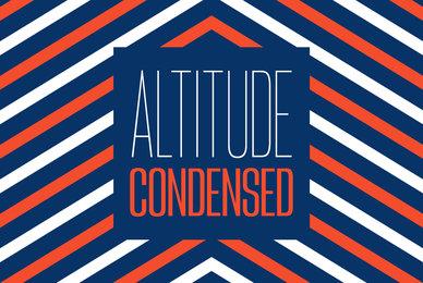 Altitude Condensed