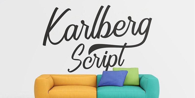 Karlberg Script