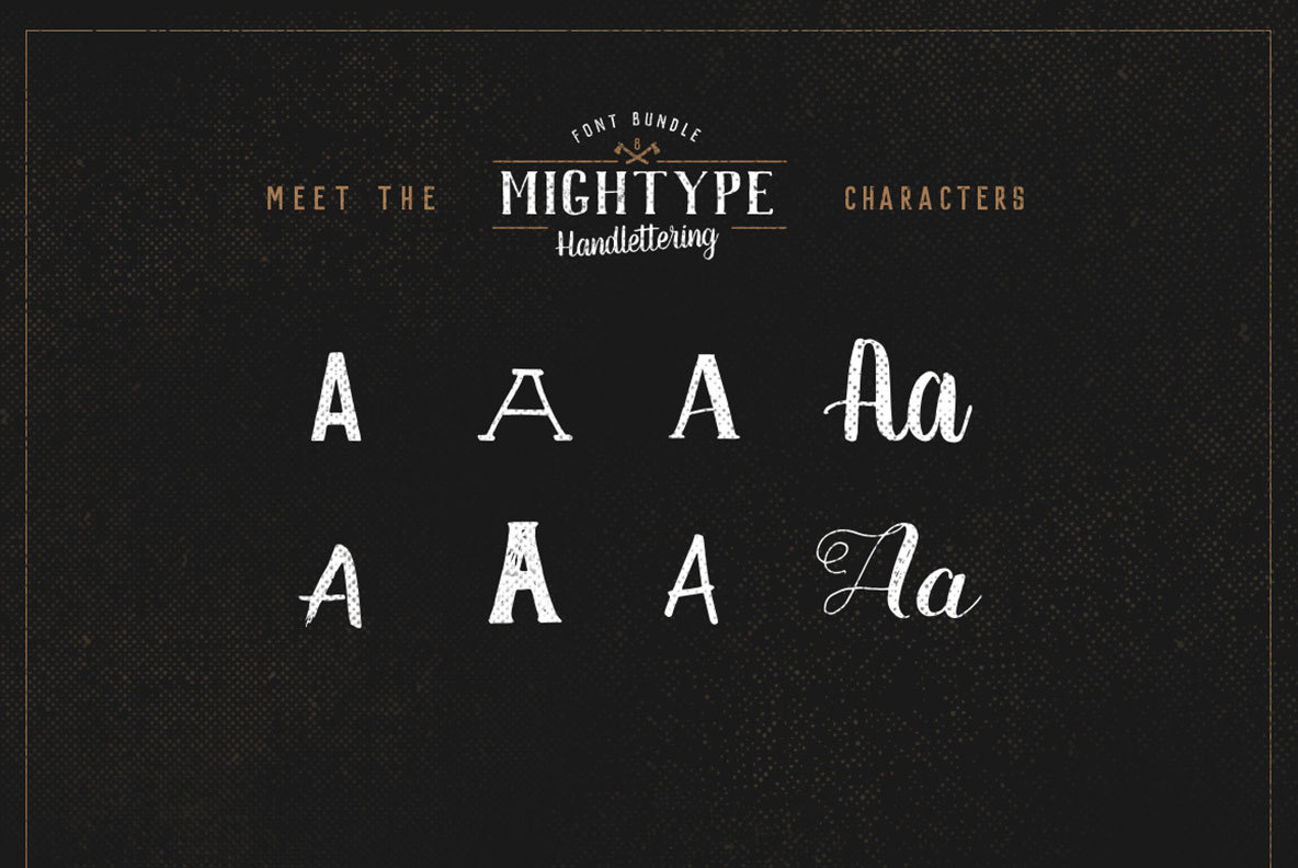 Mightype Handlettering Pack