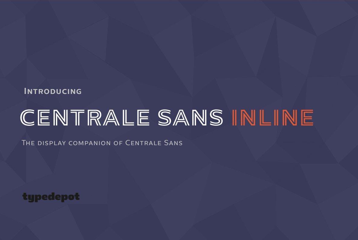 Centrale Sans Inline