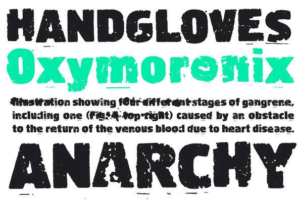 Gangrena System
