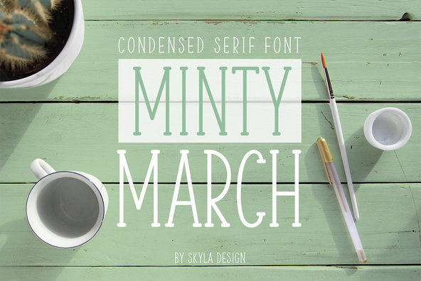 Minty March