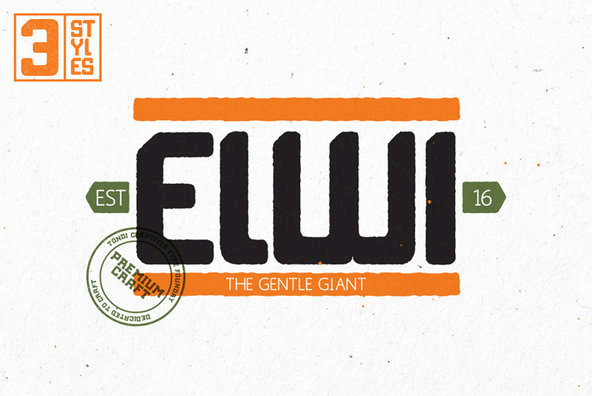 Elwi the Gentle Giant