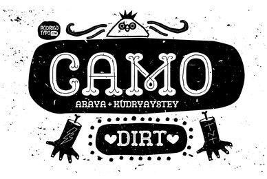 Camo Dirt