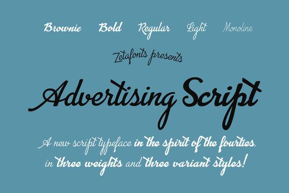 Advertising Script