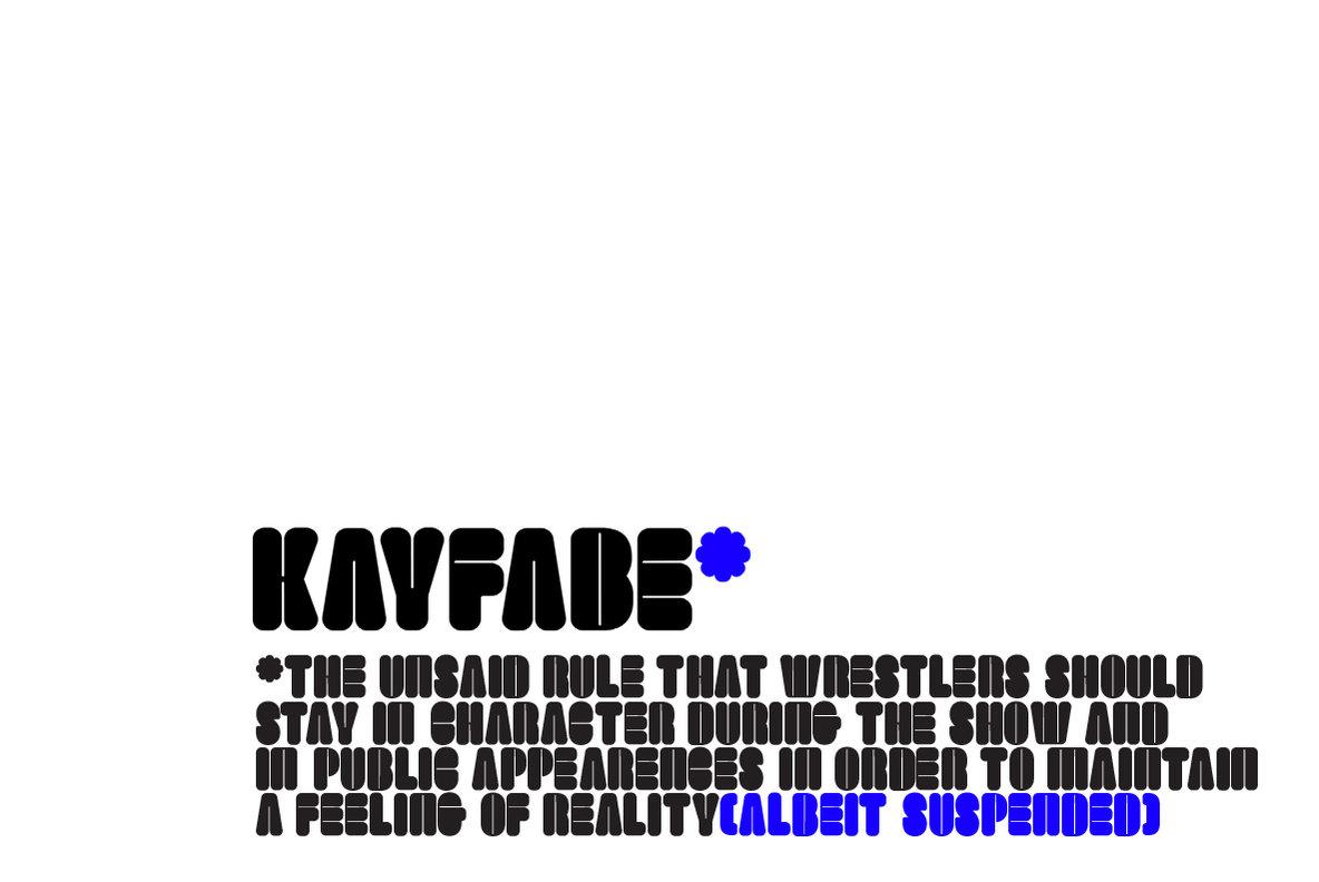 Kayfabe