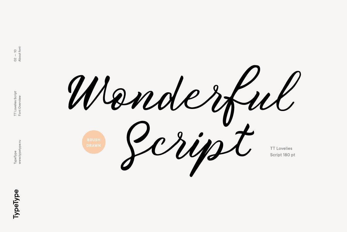 TT Lovelies Script