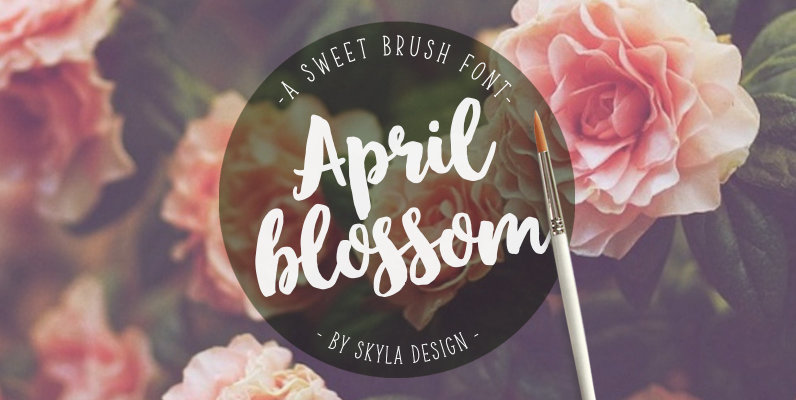 April Blossom