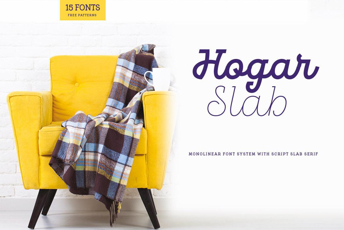 Hogar Slab