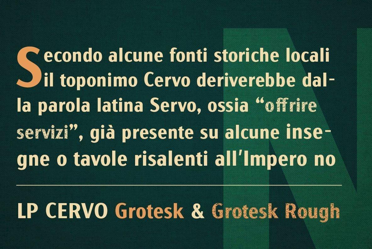 LP Cervo