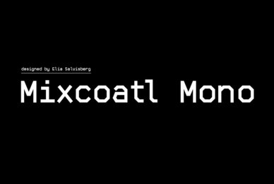 Micoatl Mono