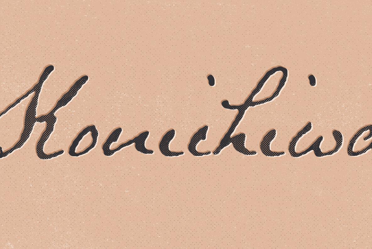 Schooner Script