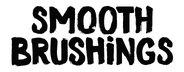 Smooth Brushings