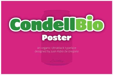 Condell Bio Poster