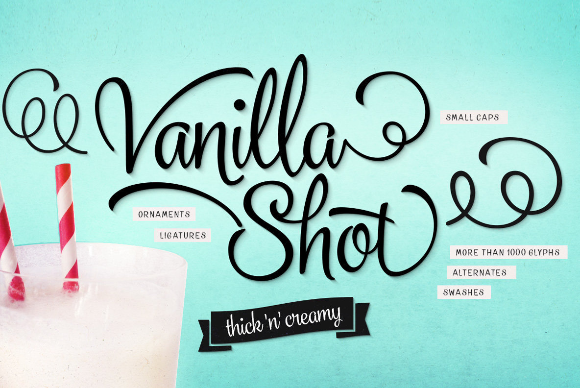 Vanilla Shot