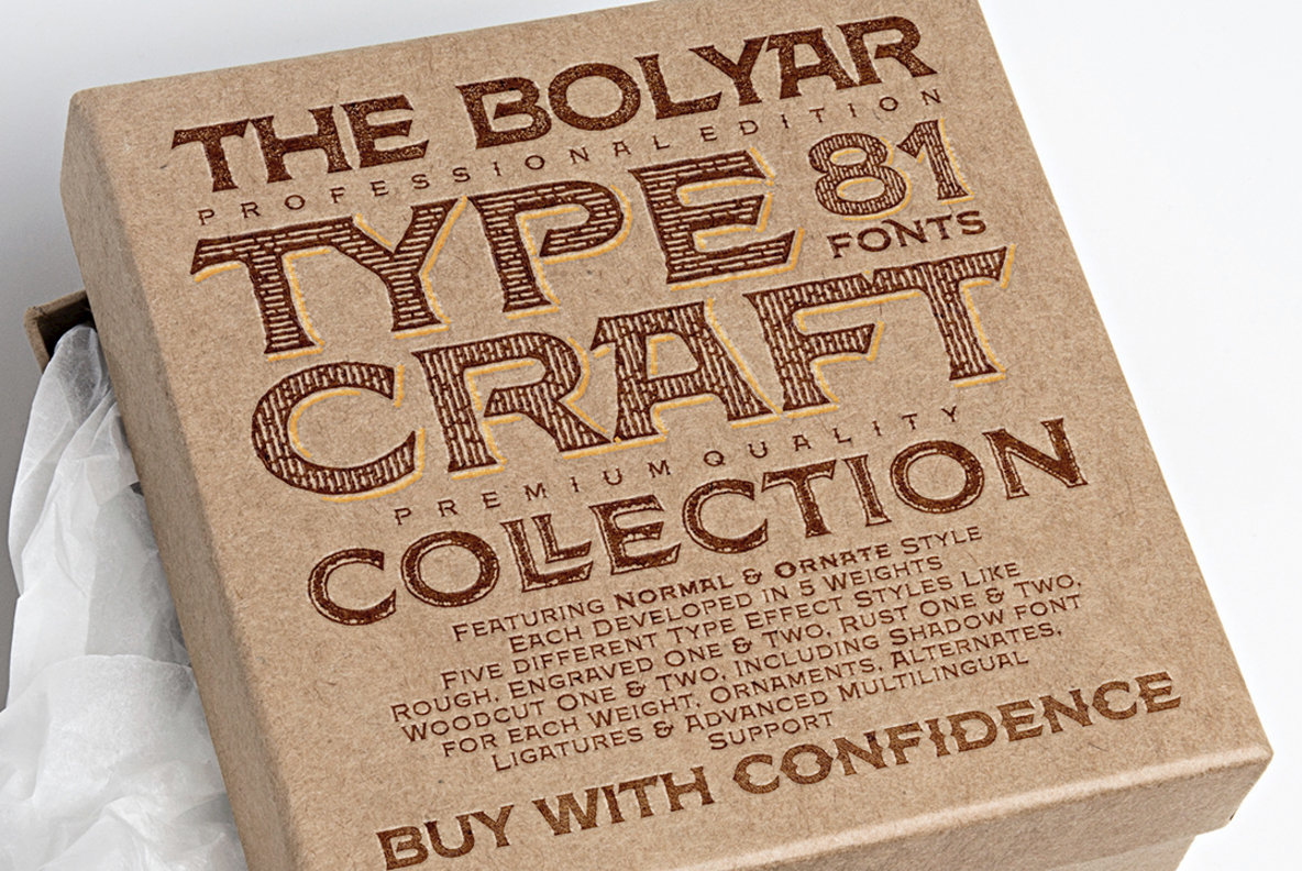 Bolyar TypeCraft Pro