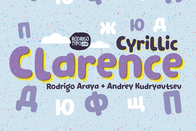 Clarence Cyrillic