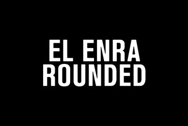 El Enra Rounded