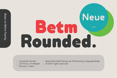 Betm Rounded
