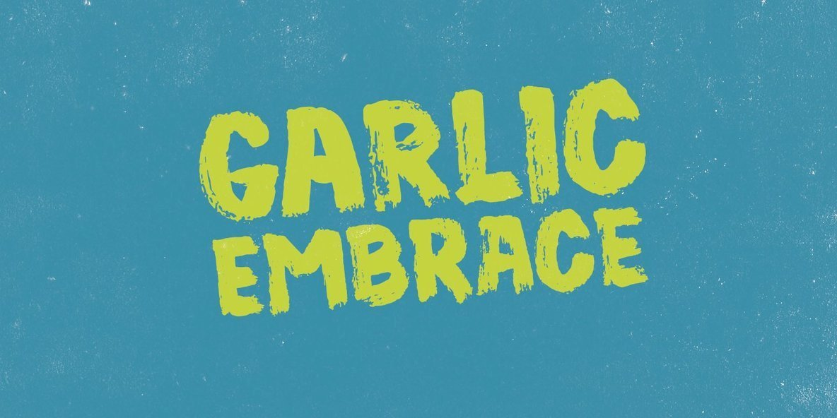 Garlic Embrace
