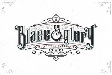 Blaze  Glory