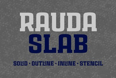 Ruda Slab