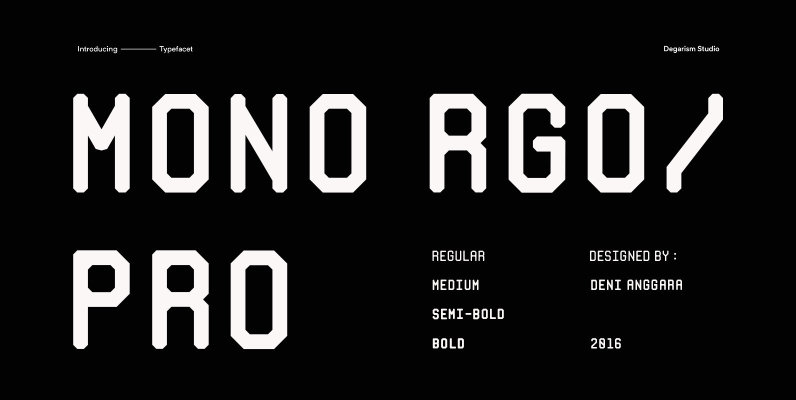Mono RGO Pro