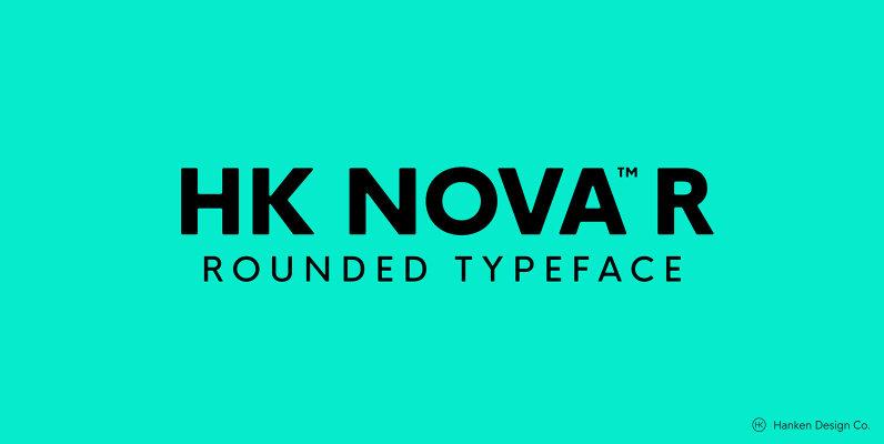 HK Nova Rounded
