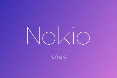 Nokio Sans