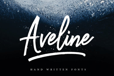 Aveline Script