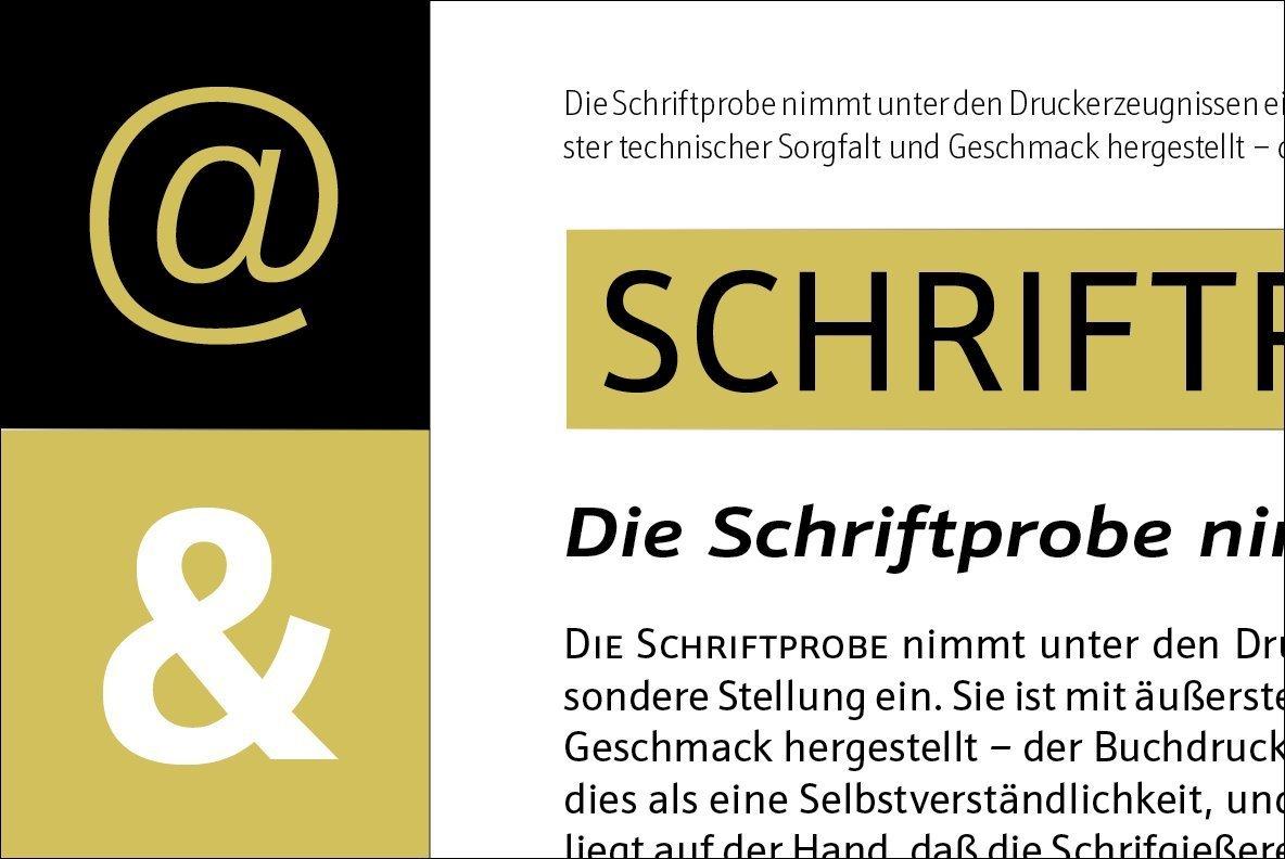 Schnebel Sans Pro