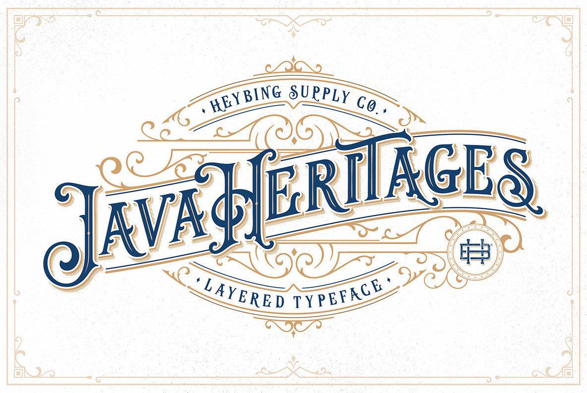 Java Heritages