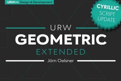 URW Geometric Extended