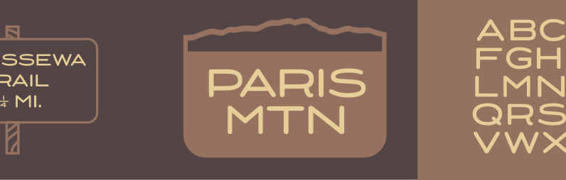 Paris Mountain