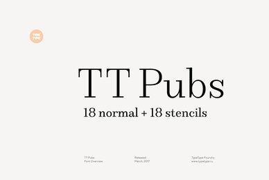 TT Pubs