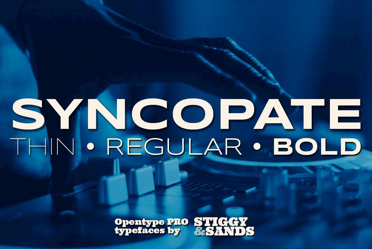 Syncopate Pro