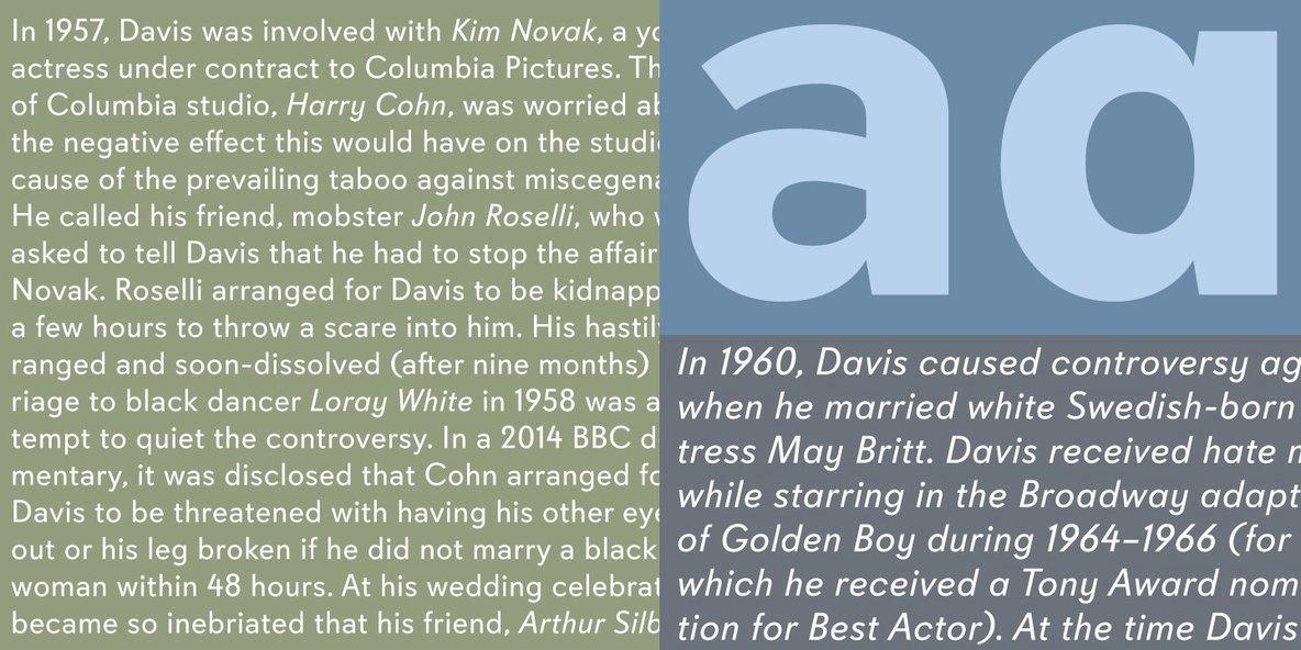 Davis Sans