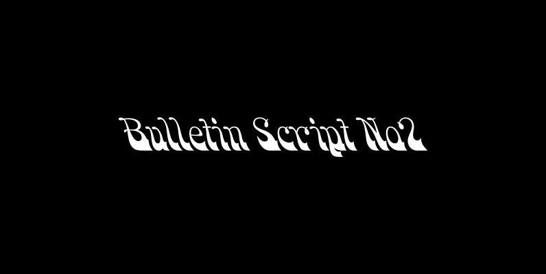 HWT Bulletin Script No 2