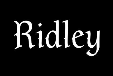 P22 Ridley