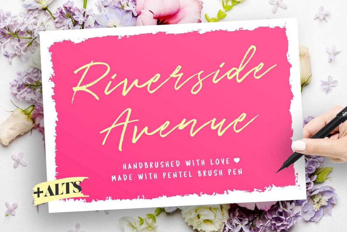 Riverside Avenue