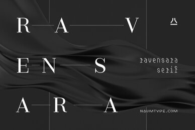 Ravensara Serif