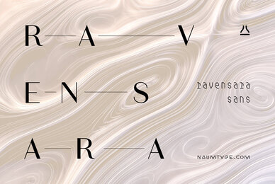Ravensara Sans
