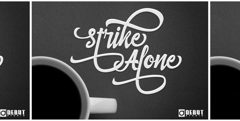 Strike Alone