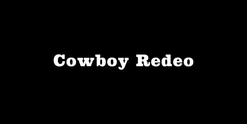 Cowboy Rodeo