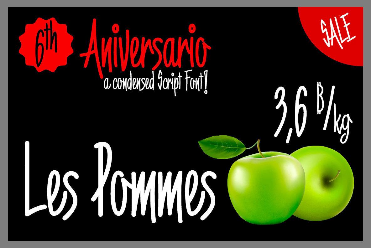 6th Aniversario