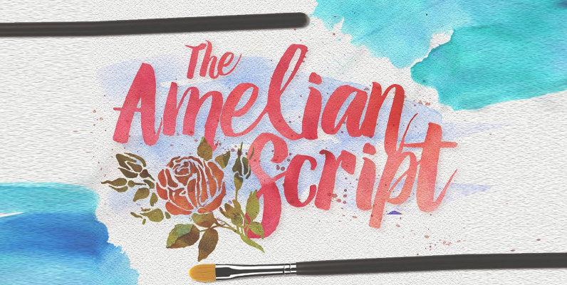 Amelian Script