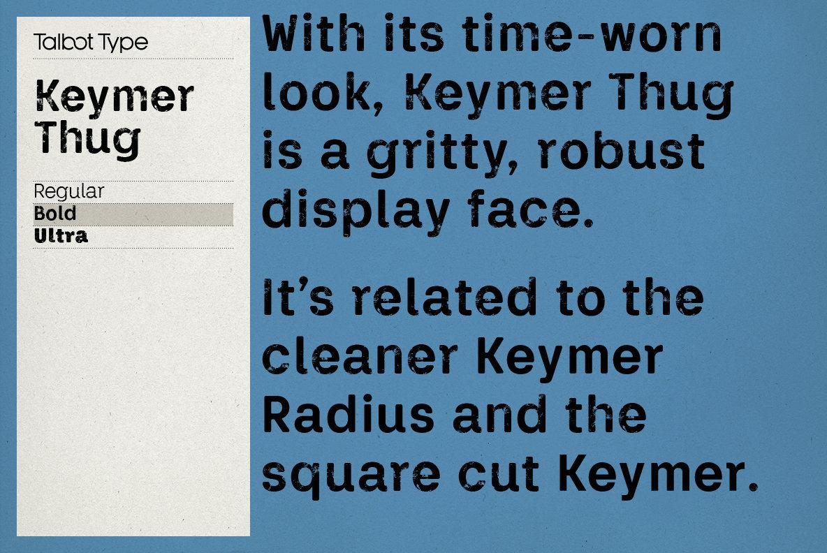 Keymer Thug